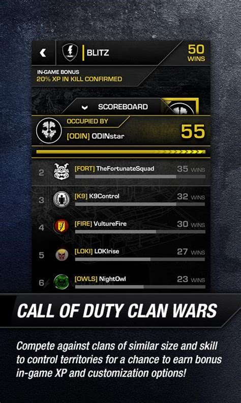 call of duty ghosts apk new app activision releases call of duty ghosts companion app on day one but it s suffering