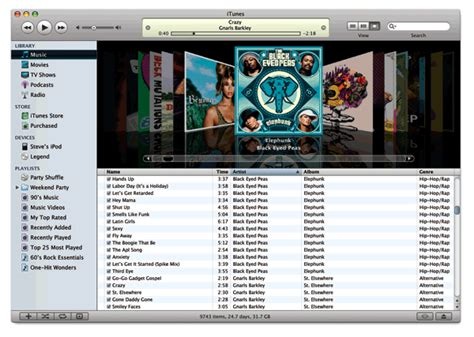i t itunes through the ages ars technica