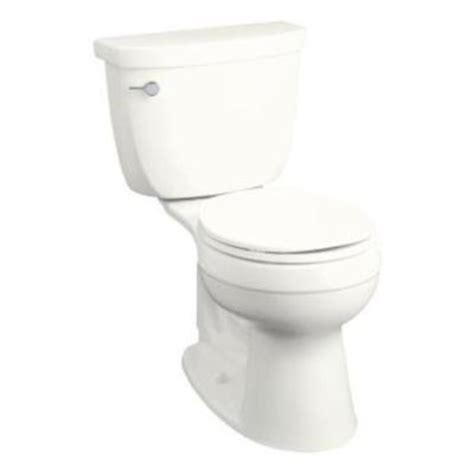 kohler cimarron 2 1 28 gpf toilet in white k