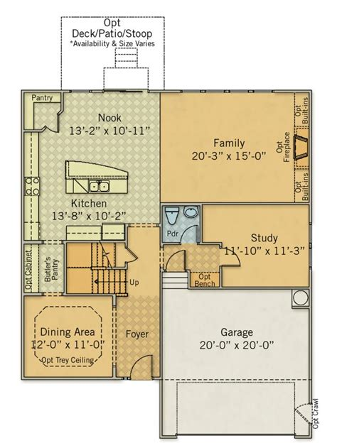 grayson floor plan grayson