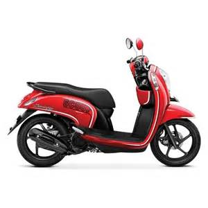 red honda scoopy 2015 autos post