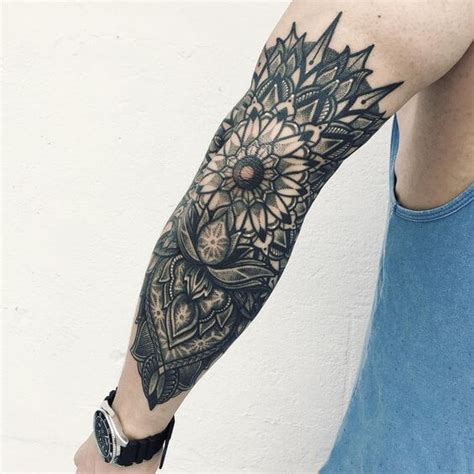 mandala tattoo masculine mandala tattoos for men ideas and designs for guys