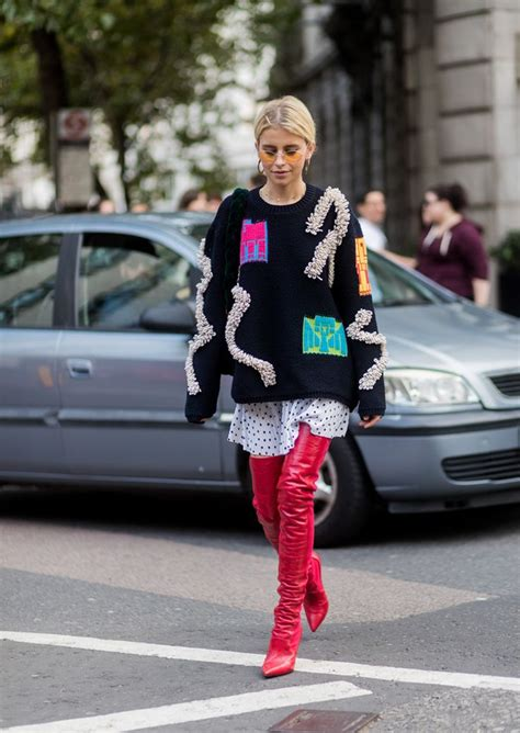 Mannish Chic At Fashion Week by The Best Style From Fashion Week