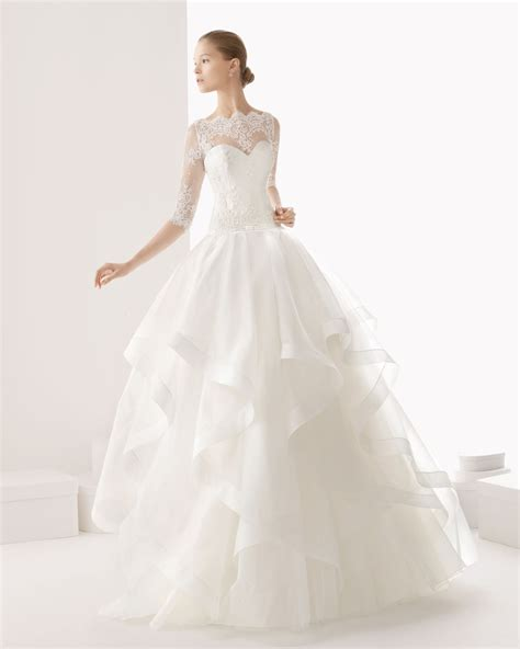 dressybridal wedding dresses with long sleeves and