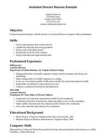 Skills For Resumes by Communication Skills Resume Exle Http Www