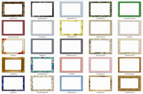 Starter Frames And Backgrounds Add On Pack Choice Slides 52 Reasons I You Template Free