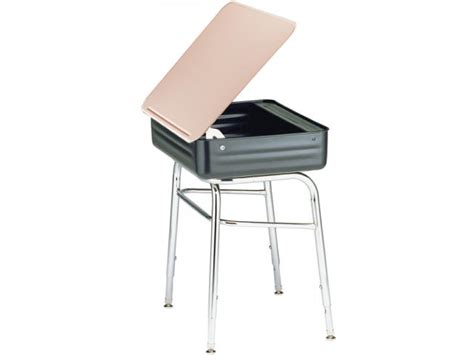 Lift Lid Desk by Adjustable Height Lift Lid School Desk Usc 460 Student Desks