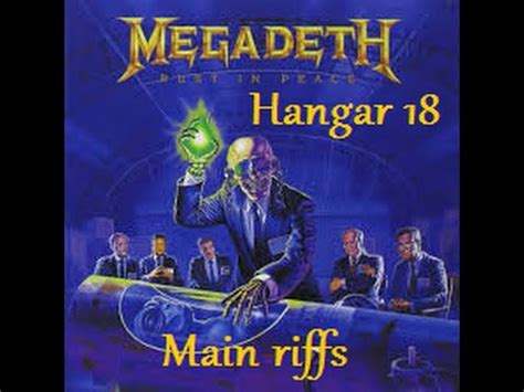 Hangar 18 Megadeth by Megadeth Hangar 18 Rythm Guitar Lesson Tabs