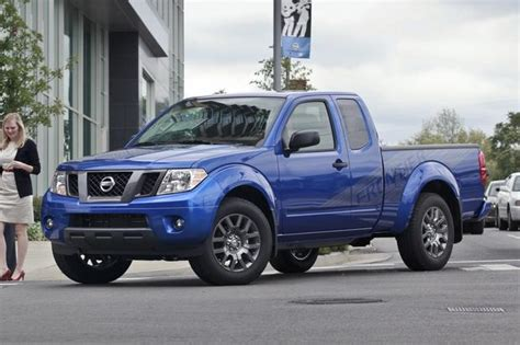 Smallest Size Truck by Midsize Matchup Frontier Vs Tacoma Autotrader