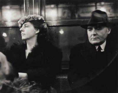 walker evans (1903 1975) , subway portraits, new york