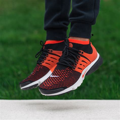 Foot Step Blk Kc Xeon Berkualitas mens nike air presto all orange
