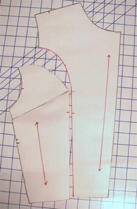 dress pattern cutting tools how to manipulate darts on a bodice to make princess seams
