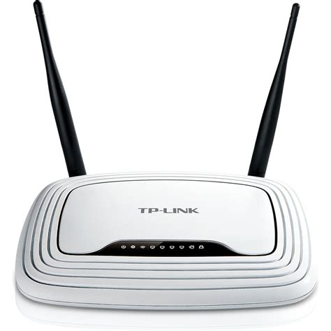 Tp Link Wireless N Router Tl Wr841n Tp Link Tl Wr841n Wireless N Router Tl Wr841n B H Photo