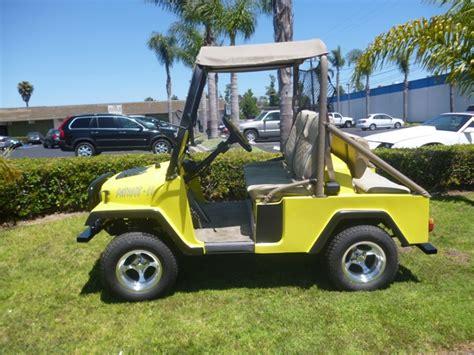Jeep Golf Cart Custom Electric Club Car Golf Cart 48v Jeep 4