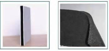 floor sound  vibration absorption mat soundtreating