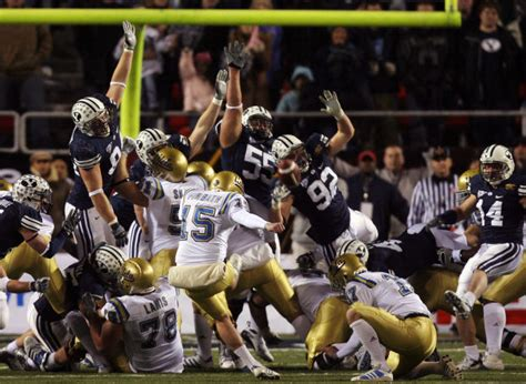 Byu Mba 2nd Block Courses by Byu Football Cougars Knocking On The Door Of