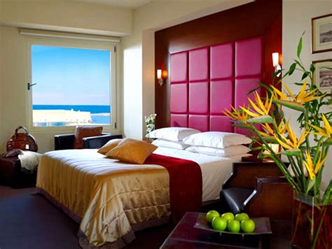 boutique hotel room layout modern luxury executive suite bedroom hospitality interior