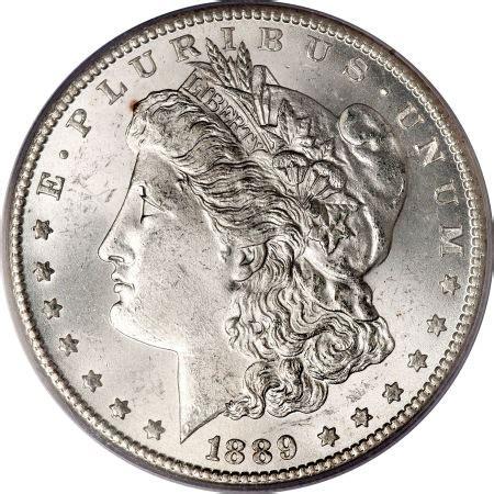 1889 cc morgan silver dollar coin value