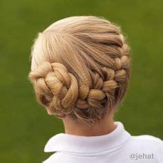 how to do lagatha braids jehat hair i love this 3d pull through braid to bun