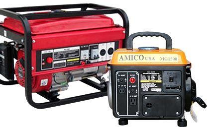 portable emergency generators cing outdoor survival