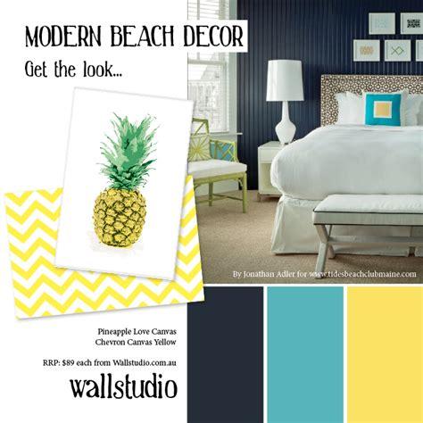 modern beach decor wallstudio jonathan adler modern beach decor