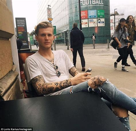 liverpool fc goalkeeper loris karius hits back at his