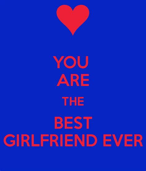 best gf you are the best poster keep