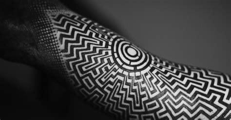 maze tattoo get lost in a maze scene360