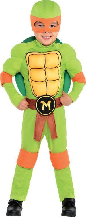 Piyama Sgw Bordir Ducky Kid toddler boys michelangelo costume mutant