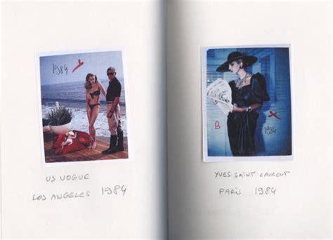 helmut newton polaroids helmut newton polaroids book