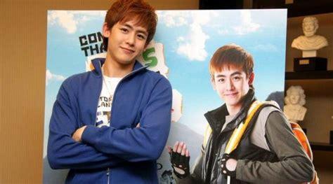 film korea sedih tentang orang tua nichkhun 2pm kangen kung halamannya di thailand kabar
