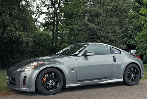 nissan 370z nismo modded nismo 350z body kit
