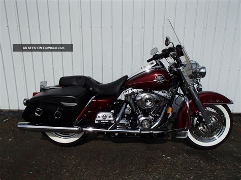 2008 Harley Davidson Road King by 2008 Harley Davidson Flhrc Road King Classic Specs