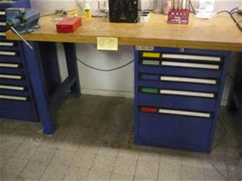 bancos de trabajo de ocasion banco de trabajo de segunda mano y varias mesas de taller