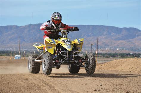 Suzuki Quadracer R450 Power Wheel Dirt Wheels Magazine Project Atv Suzuki Lt R450 Restore