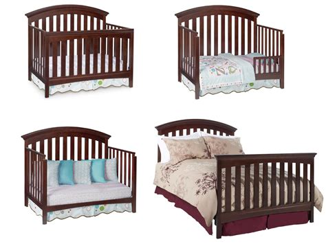 delta convertible crib bed rail delta children bentley 4 in 1 crib white baby