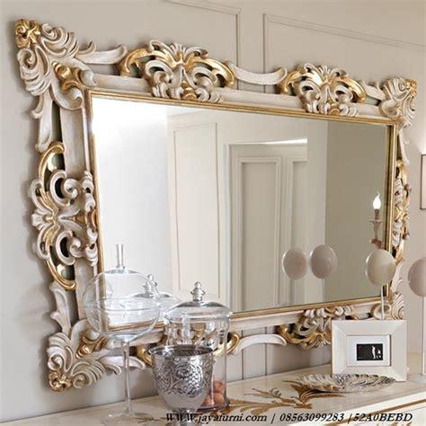 Cermin Untuk Ruang Tamu cermin hias ruang tamu ukir mewah jayafurni mebel jepara