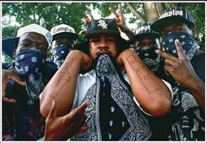 what color are crips las 10 pandillas m 225 s peligrosas mundo marcianos