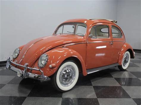 1957 Volkswagen Beetle by 1957 Volkswagen Beetle For Sale On Classiccars 9