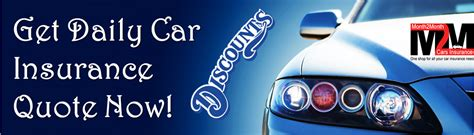Cheap Daily Car Insurance Quotes, Affordable Rates With