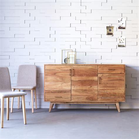 Acacia Sideboard tikamoon oslo acacia sideboard 150