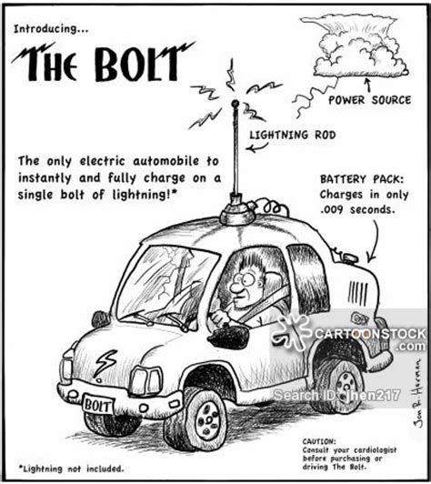 12 Funniest Looking Electric Cars by Lightening Strike And Comics Pictures