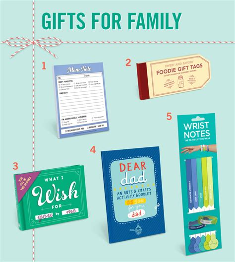 gift ideas for family members gifts for the family knock knock