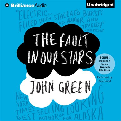 the fault in our stars free audiobook review the fault in our stars audiobook meghan riley