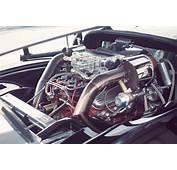 Mid Engined 1963 Chevrolet Corvette