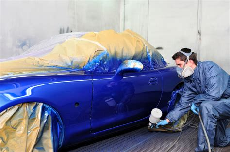 vehicle painting the evolution of automotive painting