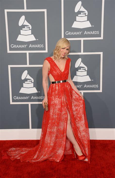 Grammy Awards Bedingfield by Grammy Awards Fug Carpet Bedingfield Go Fug