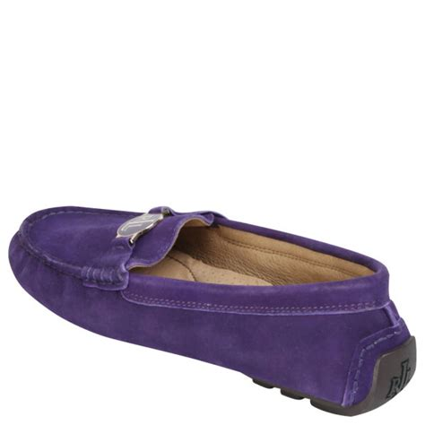 ralph loafers womens ralph s carley leather loafers