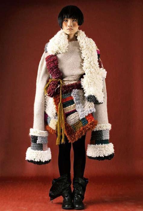 knitwear design meaning 3542 best wearable yarn art images on pinterest knits