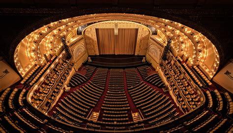 auditorium theatre  chicago dance